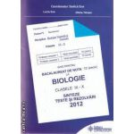 Ghid pentru bacalaureat de nota 10 la biologie clasele IX-X 2012(edutura Gimnasium, autori: Stelica Ene, Lucia Ene, Ofelia Tanse isbn: 978-973-7992-50-5)