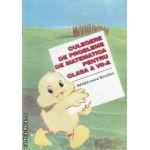 Culegere de probleme de matematica pentru clasa a VII-a(editura Logos, autor: Ioana Monalisa Manea isbn: 978-606-92436-6-4)