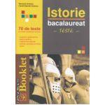 Istorie bacalaureat teste (editura Booklet, autori: Ramona Ionescu, Camil-Gabriel Ionescu isbn: 978-606-590-008-0)