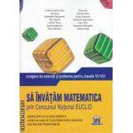 Sa invatam matematica prin concursul national EUCLID clasele VII-VIII (editura Didactica Publishing House, autori: Cristina-Lavinia Savu, Ion Savu, Gheorghe Stoianovici isbn: 978-606-8027-79-1)
