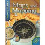 Maps and mapping (editura Macmillan, autor: Deborah Chancellor isbn: 978-0-7534-3002-6)