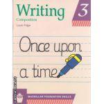 Writing composition 3 (editura Macmillan, autor: Louis Fidge ISBN: 978-0-333-77688-9 )