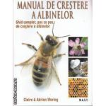 Manual de crestere a albinelor ( editura M. A. S. T, autori: Claire Waring, Adrian Waring isbn: 978-973-1822-94-5)