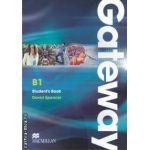 Gateway B1 Students Book ( editura: Macmillan, autor: David Spencer ISBN 978-0-230-72344-3 )