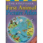 First Animal Picture Atlas ( editura: Macmillan , autor: Deborah Chancellor ISBN 9780753413241 )