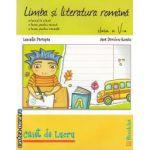 Limba si literatura romana - clasa a 5-a: caiet de lucru ( editura: Booklet, autori: Luminita Paraipan, Anca Davidoiu - Roman ISBN 978-606-590-044-8 )