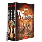 Winnetou (3 volume), ( editura: Gramar, autor: Karl May ISBN 9789731973630 )