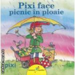 Pixi face picnic in ploaie ( editura: Galaxia Copiilor, autor: Julia Boehme ISBN 978-606-93091-6-2 )