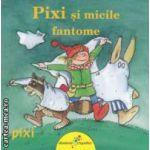 Pixi si micile fantome ( editura: Galaxia Copiilor, autor: Julia Boehme ISBN 9786069316054 )