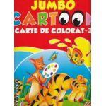 Jumbo cartoon , carte de colorat 3 ( editura : All , ISBN 978-606-93161-2-2 )