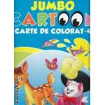 Jumbo cartoon , carte de colorat 4 ( editura : All ISBN 978-606-93161-3-9 )