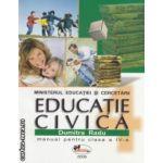 Educatie civica - manual pentru clasa a IV - a ( editura : Aramis , autor : Dumitra Radu ISBN 9789736793240 )
