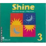 Shine 3 Class Audio CD ( editura: Macmillan, autori: Judy Garton - Sprenger, Philip Prowse ISBN 9780333997239 )