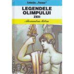 Legendele Olimpului vol . Zeii  si vol . Eroii ( editura : Vox , autor : Alexandru Mitru ISBN 9789731969800 )