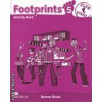 Footprints 5: Activity Book ( editura: Macmillan, autor: Donna Shaw ISBN 9780230012318 )