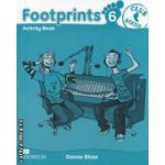 Footprints 6: Activity Book ( editura: Macmillan, autor: Donna Shaw ISBN 978-0-2300-1239-4 )