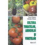 Cultura tomatelor , ardeiului si vinetelor ( editura : M . A . S . T . , autori : Victor Popescu , Zavoianu Roxana ISBN 978-606-649-016-0 )