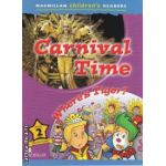 Macmillan  children ' s Readers - Carnival Time : Where ' s Tiger ? Level 2 ( editura : Macmillan , autor : Paul Shipton ISBN 978-0-230-44366-2 )