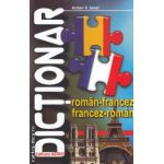Dictionar roman - francez , francez - roman ( editura : Astro , autor : Ionel V . Anton ISBN 978-606-92311-5-9 )