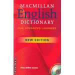 Macmillan English Dictionary - for Advanced Learners - New Edition with CD - Rom ( editura: Macmillan, ISBN 978-1-4050-2526-3 )