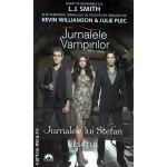 Nesatul (Jurnalele lui Stefan, vol. 3) - editie de buzunar ( Editura: Leda, Autor: L. J. Smith ISBN 978-973-102-374-8 )