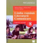 Limba si literatura romana ghid de pregatire pentru bacalaureat ( Editura : Niculescu , Autor : Alina Ene ISBN 9789737488046 )