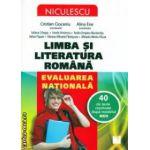 Limba si literatura romana evaluarea nationala 2013 plus 40 de teste rezolvate dupa modelul MEN ( Editura: Niculescu, Autor: Cristian Ciocaniu, Alina Ene ISBN 978-973-748-805-3 )