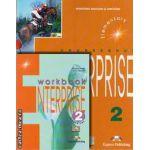 PROMOTIE : Enterprise 2 Elementary Coursebook + Workbook ( editura : Express Publishing , autori : Virginia Evans , Jenny Dooley )
