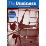 The Business Upper - Intermediate Student ' s Book with DVD - Rom, Interactive Workbook Business Dilemmas & Video ( editura: Macmillan, autori: John Allison, Jeremy Townend with Paul Emmerson ISBN 978-1-4050-8371-3 )
