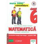 Matematica 2000 consolidare : Algebra , Geometrie : clasa a VI - a , Partea I ( editura : Paralela 45 , coord . Radu Gologan ISBN 978-973-47-1713-2 )
