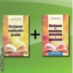 Pachet promotional : Dictionar explicativ + Dictionar sinonime , omonime , antonime