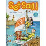Set Sail 3  Pupil ' s book - manual pentru clasa a III-a