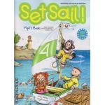 Set Sail 4 Pupil ' s book - Manual pentru clasa a IV-a (Editura: Express Publishing Autori: Jenny Dooley, Virginia Evans ISBN 978-1-84558-246-3 )