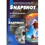 PROMOTIE : Snapshot Pre - Intermediate Student ' s book + Workbook ( editura : Longman , autori : Brian Abbs , Ingrid Freebairn , Chris Barker )