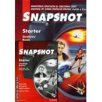 PROMOTIE : Snapshot Starter Student ' s book + Workbook ( editura : Longman , autori : Brian Abbs , Ingrid Freebairn , Chris Barker )
