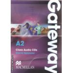 Gateway A2 Class Audio CDs ( editura: Macmillan, autor: David Spencer ISBN 978-0-230-72341-2 )