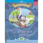 Povestea gastelor - Cartea copiilor isteti ( editura : Didactica si Pedagogica , autor : George Cosbuc ISBN 9789733035275 )