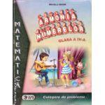 Armonia numerelor culegere de probleme pentru clasa a IV - a ( editura : Sigma , autor : Mihaela Singer , ISBN