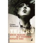 Camil Petrescu - Teatru ( editura :Agora , autor : Cezar Petrescu , ISBN 978-606-8391-20-5 )