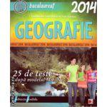 Bacalaureat 2014 - Geografie : 25 de teste dupa modelul M.E.N ( editura Paralela 45 , autor : Ioan Abrudan , Sanda Bulgarean , Laura Galvacsy , ISBN 9789734717972 )