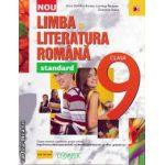 Limba si literatura romana - standard: clasa a IX - a (Editura: Paralela 45, autor: Anca Davidoiu - Roman, Luminita Paraipan, Dumitrita - Stoica, ISBN 978-973-47-1532-9 )
