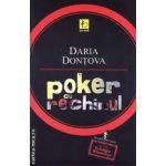 Poker cu rechinul ( editura: Alfa, autor: Daria Dontova, ISBN 978-973-724-631-8 )