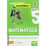 Matematica 2000 consolidare : Aritmetica , Algebra , Geometrie : clasa a V - a , Partea II ( editura : Paralela 45 , coord . Radu Gologan , ISBN 9789734718092 )