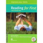 Improve Your Reading Skills for First Student's Book with key & MPO Pack ( editura: Macmillan, autor: Malcolm Mann, ISBN 978-0-230-46093-5 )