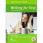 Improve Your Writing Skills for First Student's Book with key & MPO Pack ( editura: Macmillan, autor: Malcolm Mann, ISBN 9780230460911 )