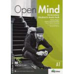 Open Mind Elementary Student's Book Pack Standard with DVD ( editura: Macmillan, autor: Mickey Rogers, ISBN 978-0-230-45828-4 )