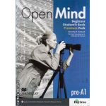Open Mind Beginner Student's Book Pack Premium ( editura: Macmillan, autor: Dorothy E. Zemach, ISBN 9780230458154 )