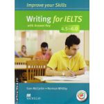 Improve Your Writing Skills for IELTS 4. 5-6 Student's Book with key & MPO Pack ( editura: Macmillan, autor: Sam McCarter, ISBN 9780230462182 )
