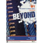 Beyond Level B1 Student's Book Premium Pack ( editura: Macmillan, autor: Robert Campbell, ISBN 978-0-230-46133-8 )
