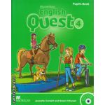 Macmillan English Quest Level 4 Pupil's Book Pack with Animated Stories and songs CD-ROM ( editura: Macmillan, autor: Jeanette Corbett, ISBN 978-0-230-45673-0 )